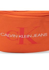 Pomarańczowa nerka Calvin Klein Jeans