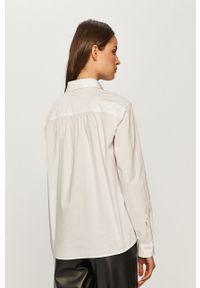 Biała koszula Marc O'Polo długa, polo, klasyczna