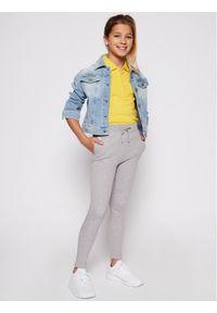 Szare spodnie dresowe Polo Ralph Lauren #7