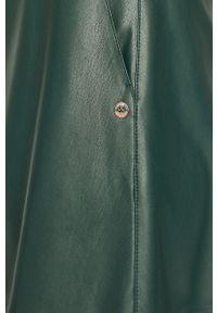 Zielona spódnica Pennyblack gładkie, na co dzień