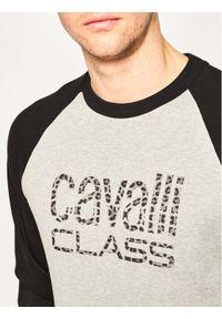 Szara bluza Cavalli Class