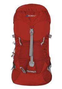 Husky plecak SLIGHT 33L czerwony. Kolor: czerwony. Materiał: materiał
