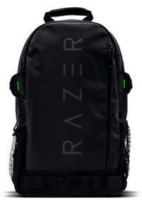 Czarny plecak na laptopa Razer