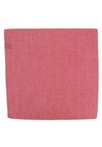 Różowa poszetka Alties melanż