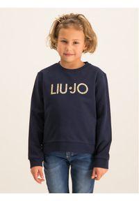 Niebieska bluza Liu Jo Kids