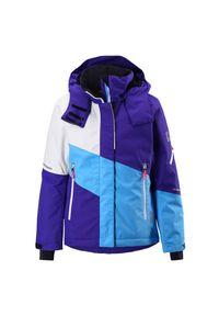 Kurtka narciarska dla dzieci Reima Seal 531420. Materiał: lycra, poliamid, materiał, poliester. Wzór: gładki. Sport: narciarstwo