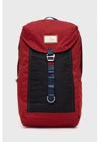 Doughnut - Plecak Morris. Kolor: czerwony