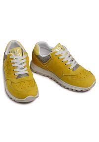Primigi Sneakersy 738314 M Żółty. Kolor: żółty