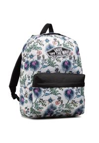 Biała torba na laptopa Vans