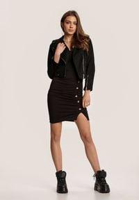 Renee - Czarna Sukienka Jilyss. Kolor: czarny
