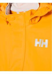 Żółta kurtka przeciwdeszczowa Helly Hansen