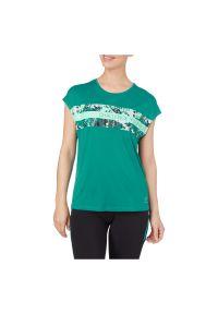 Koszulka damska fitness Energetics Gerda 411068. Materiał: poliester, wiskoza, materiał. Długość rękawa: bez rękawów. Sport: fitness