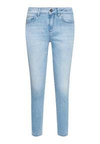 Marella Jeansy 31810514 Niebieski Skinny Fit. Kolor: niebieski