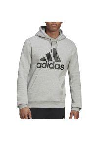 Bluza Adidas sportowa, z aplikacjami