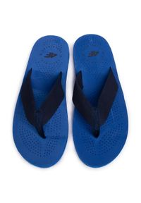 Niebieskie japonki 4f na lato