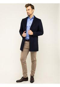 Niebieska koszula biznesowa Emanuel Berg #6