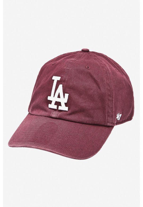 Brązowa czapka z daszkiem 47 Brand