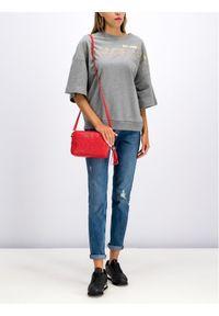 Szara bluza Versace Jeans