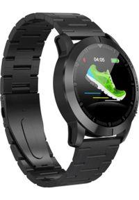 Smartwatch Heures s10 Czarny (7605842244679). Rodzaj zegarka: smartwatch. Kolor: czarny