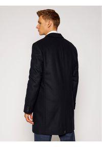 Niebieski płaszcz przejściowy TOMMY HILFIGER #7