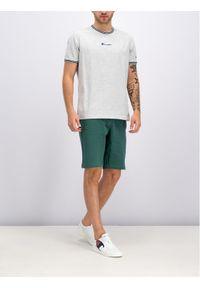 Champion T-Shirt 213034 Szary Regular Fit. Kolor: szary