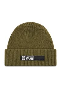 Zielona czapka zimowa Vans