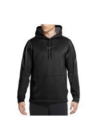 Bluza męska Nike Pro CV8105. Typ kołnierza: kaptur. Materiał: tkanina, poliester, materiał. Technologia: Dri-Fit (Nike). Sport: fitness