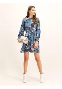 iBlues Sukienka codzienna 72262096 Niebieski Regular Fit. Okazja: na co dzień. Kolor: niebieski. Typ sukienki: proste. Styl: casual #3