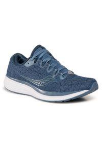 Niebieskie buty do biegania Saucony
