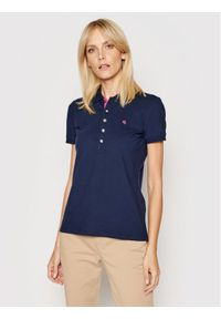 Niebieska koszulka polo Lauren Ralph Lauren polo