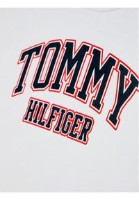 Biały t-shirt TOMMY HILFIGER