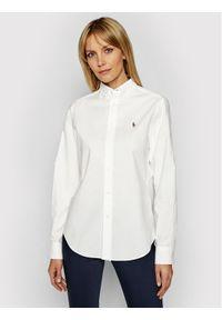 Biała koszula Lauren Ralph Lauren polo