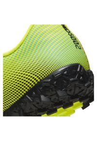 Buty piłkarskie dla dzieci turfy Nike Mercurial Vapor 13 Academy MDS TF CJ1178. Okazja: na imprezę. Materiał: guma, skóra, materiał, syntetyk. Szerokość cholewki: normalna. Sport: piłka nożna