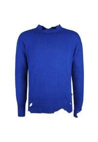 """Diesel Sweter """"K-Must"""". Okazja: na co dzień. Materiał: dzianina. Wzór: aplikacja. Styl: casual"""
