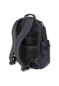 Niebieski plecak BOSS