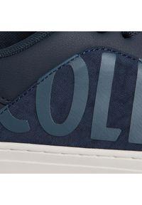 Niebieskie półbuty Colmar z cholewką