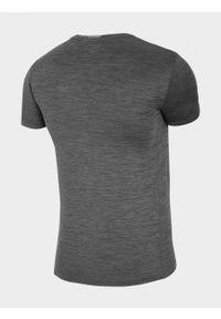 Szara koszulka termoaktywna outhorn melanż #5