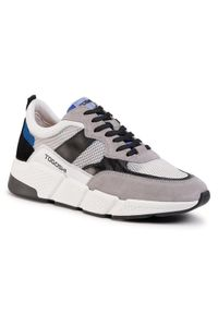 Togoshi Sneakersy TG-12-04-000172 Szary. Kolor: szary