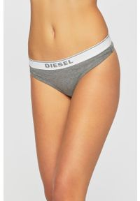 Diesel - Stringi (3 pack). Kolor: czarny