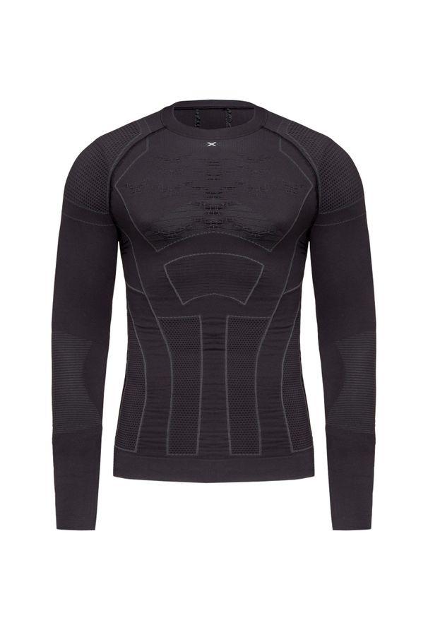Szara koszulka termoaktywna X-Bionic
