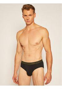 Zielone slipy Emporio Armani Underwear