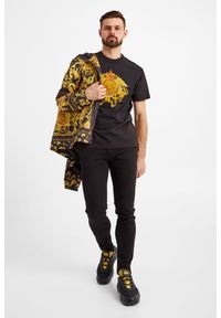 Versace Jeans Couture - T-SHIRT VERSACE JEANS COUTURE. Styl: elegancki #3
