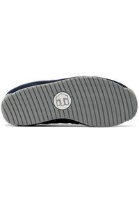 Etnies - Sneakersy ETNIES - Lo-Cut II Ls 4101000365 Dark Navy 488. Kolor: niebieski. Materiał: skóra, materiał, zamsz. Szerokość cholewki: normalna