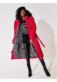 Czerwony płaszcz zimowy Rage Age