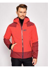 Czerwona kurtka sportowa Millet narciarska