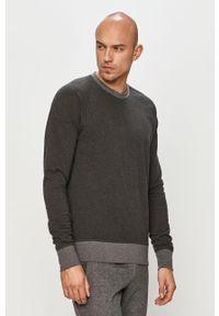 Szara bluza nierozpinana Polo Ralph Lauren raglanowy rękaw, na co dzień