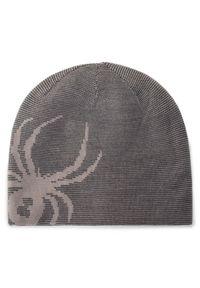 Szara czapka Spyder
