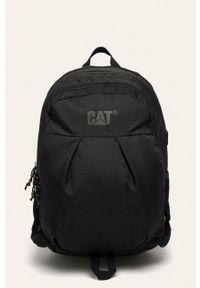 CATerpillar - Caterpillar - Plecak. Kolor: czarny. Wzór: paski