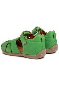 Zielone sandały Froddo na lato #6