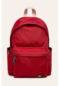 Czerwony plecak Tommy Jeans
